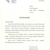 list_gratulacyjny